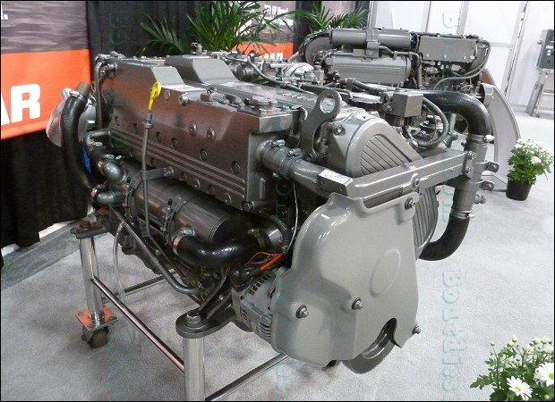 Miami International Boat Show 2012 - Yanmar Marine Diesel Engines