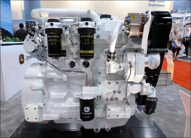 John Deere Marine Diesel Tfm Generator Drive on John Deere 15 Hp Kohler Engine