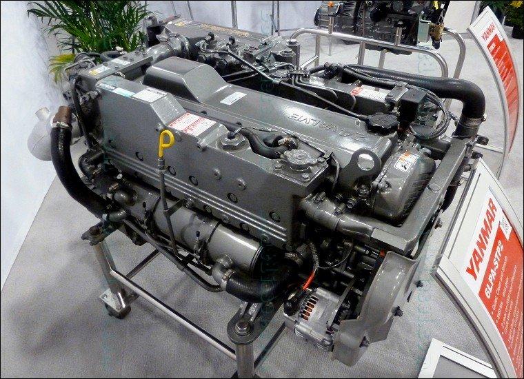 Miami International Boat Show 2014 - Yanmar Marine Diesel Engines