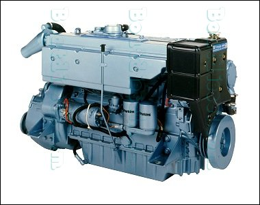 Perkins M135 Marine Diesel Propulsion Engine