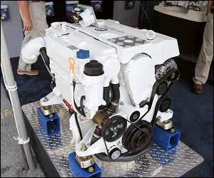 Vw Diesel Engines >> Fort Lauderdale International Boat Show - 2007 by ...