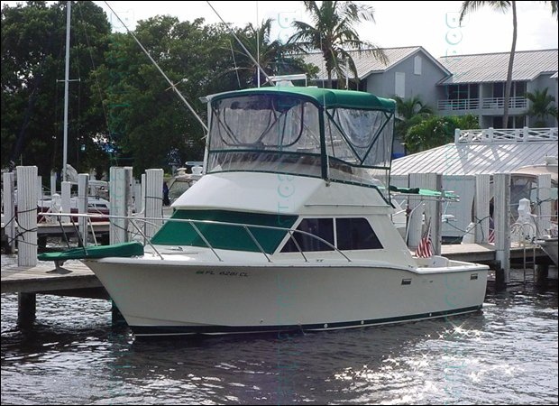 Repower of a 30 ft chris craft with cummins 300hp 6bta 39 s for Chris craft boat accessories