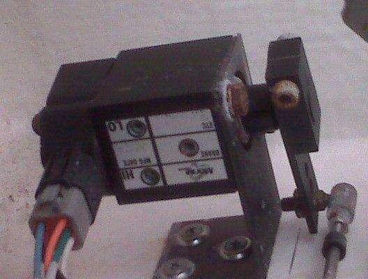 Kongsberg Throttle Control : Cummins qsm series electronic throttle