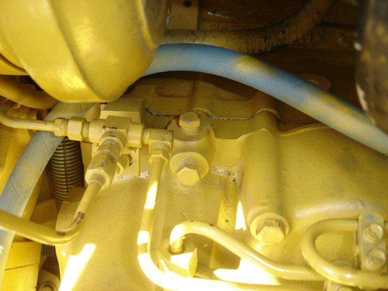Caterpillar 3208 oil change - Mercedes gla bon coin immobilier