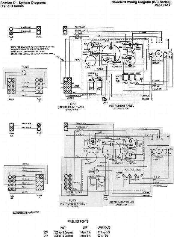 mins marine engine diagram