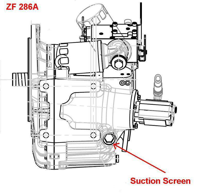 zf marine - transmissions