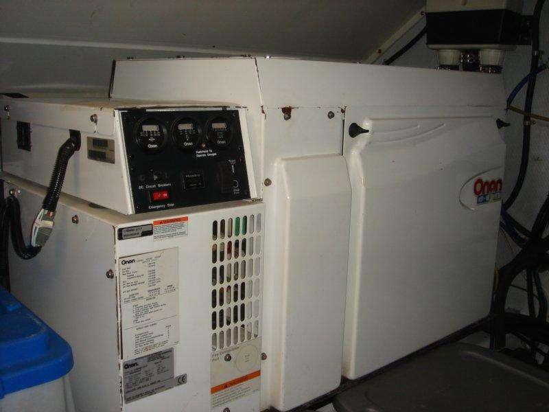 Marine Generators - Cummins Onan - Onan 17MDKBD 2717 SpecA Problems