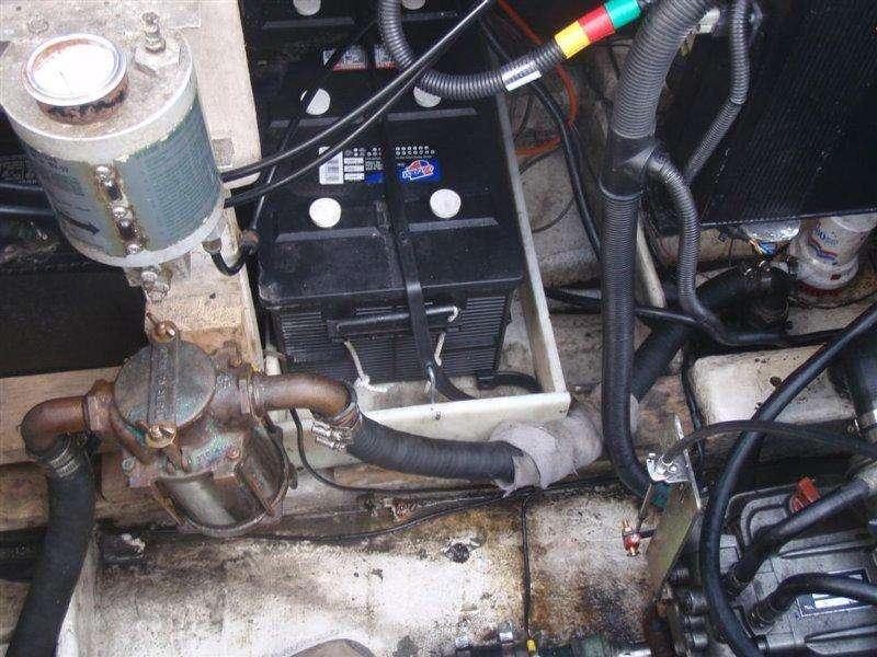 Volvo Marine - D3 Series - Engine overheat at cruise speed