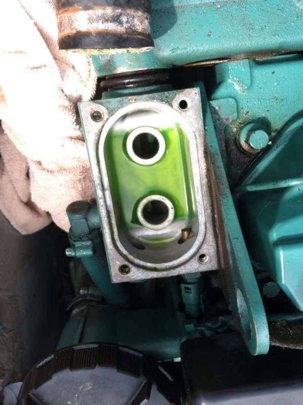 Cummins Turbo Diesel >> Volvo Marine - 40 41 42 43 44 Series - Overheat problem KAD44