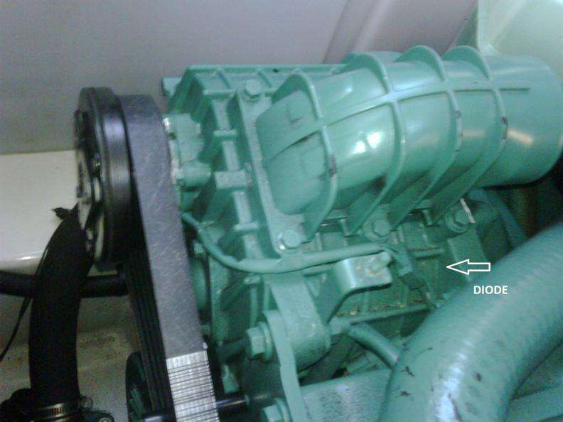 boatdiesel com forums kad44p b edc supercharger on all the time rh boatdiesel com