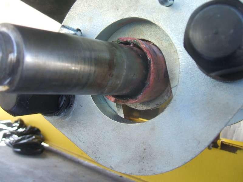 Boat Strut Bearing Replacement : Stern gear prop shafts struts bearings tubes seals