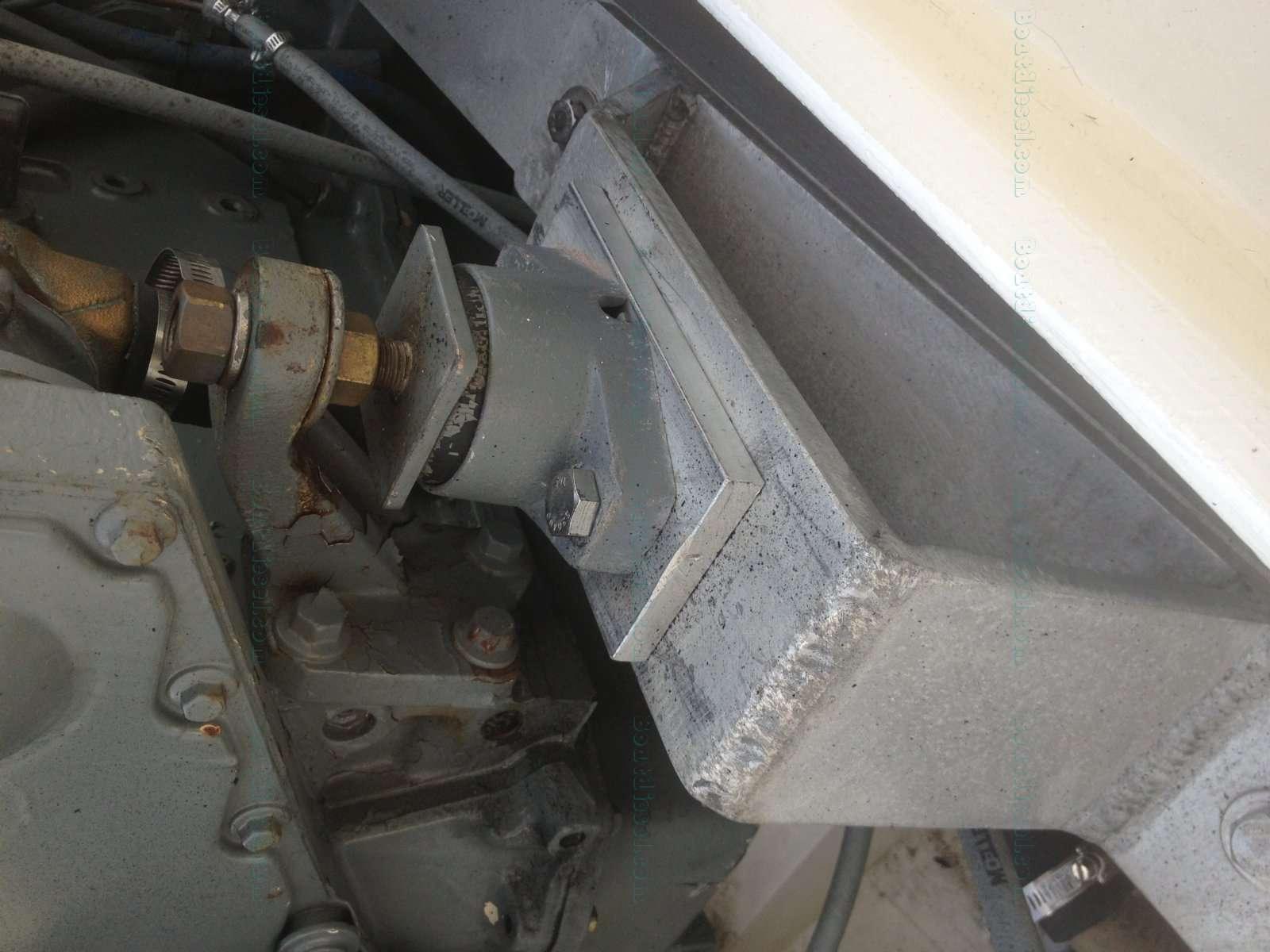 cummins  series cummins bt engine mounts reducing vibrations